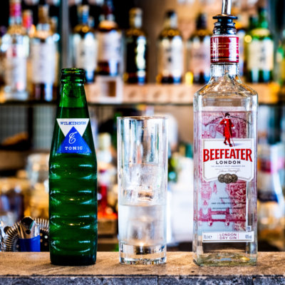 Gin And Tonic Beefeater