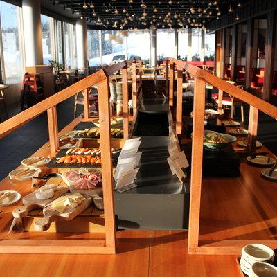Kumo Restaurant Breakfast Buffet