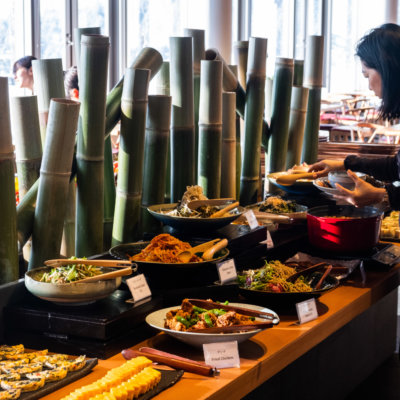 Kumo Restaurant Breakfast Buffet