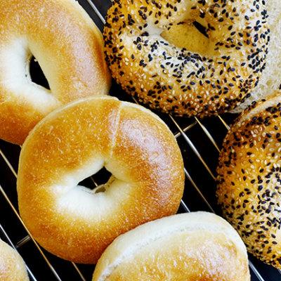 ベーグル・パン一例