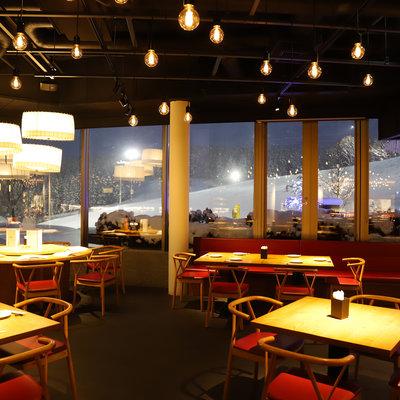 Kumo Restaurant Resort View