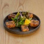 Fried Tofu Salad Square Lr 0602