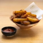 Hand Cut Potatoe Fries Lr