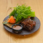 Kumo Beef Wrap Square Lr 0555