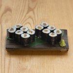 Smoked Daikon Roll Square Lr 0560