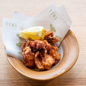 Hokkaido Style Zangi Fried Chicken With Lemon