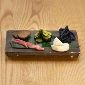 Kumo Tsukemono Square Lr 0562