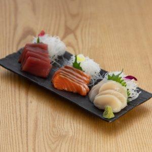 Shashimi Plate Square Lr 0584