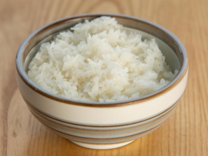 Hokkaido Steamed Rice Square Lr 0594