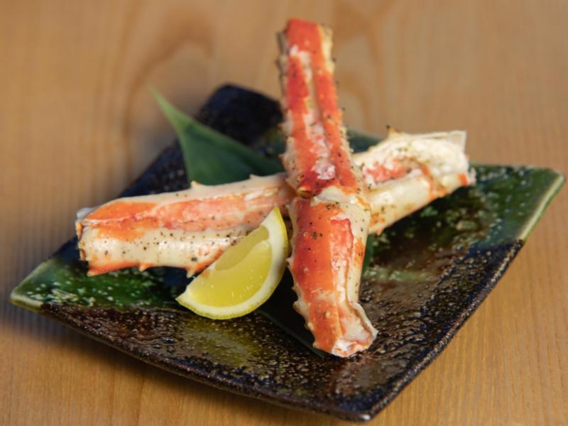 King Crab Square Lr 0684
