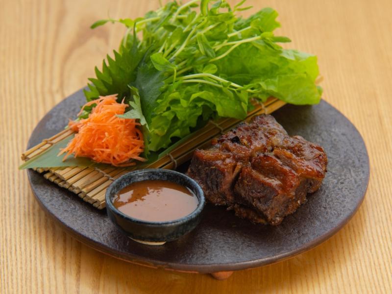 Kumo Beef Wrap Square Lr 0555