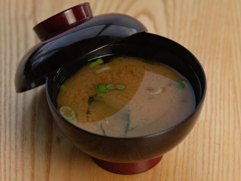 Miso Soup Square Lr 0612
