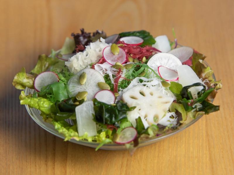 Sea Salad Square Lr 0689