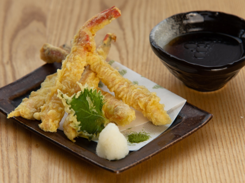 Snow Crab Tempura Square Lr 0573
