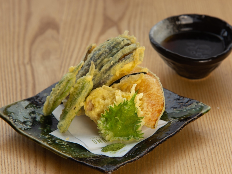 Vegetable Tempura Square Lr 0578