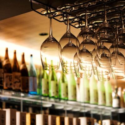 Kumo Restaurant offers an extensive wine list.